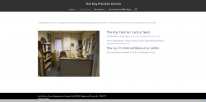 Roy Fletcher Centre - Meet The Team