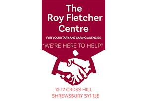 Roy Fletcher Centre ---LOGO Design