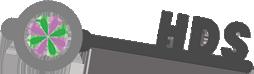 HDS key logo