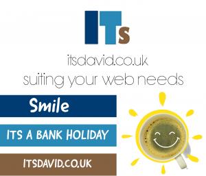 Smile Its A Bank Holiday - itsdavid.co.uk