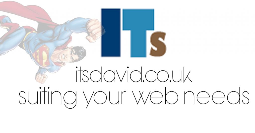 ITsDavid - Superman moment - itsdavid.co.uk