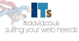 Superman ITsDavid Logo