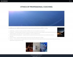 SayKo Coaching - Ethics