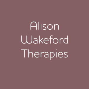 Alison Wakeford Therapies