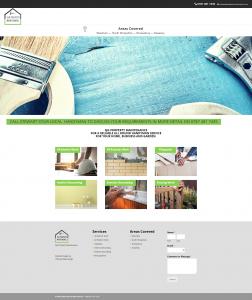 SJG Property Maintenance Website